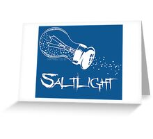 Salt Light Greeting Card