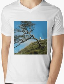 You Lookin' For Me? Mens V-Neck T-Shirt