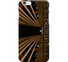 Doctor Who Dalek Exterminate iPhone Case/Skin