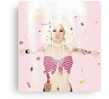 Sugar Rush Canvas Print