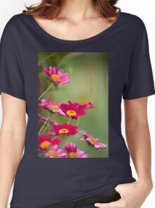 flowers Women's Relaxed Fit T-Shirt