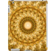 Golden Rush Mandala iPad Case/Skin