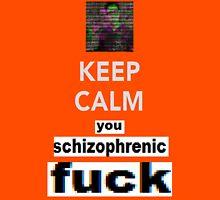 Stick meme - Anti RWJ Keep Calm Unisex T-Shirt