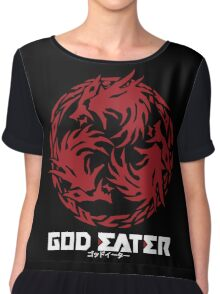 God Eater Cerberus Chiffon Top
