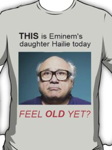 Stick meme - This is Eminem's daughter today T-Shirt