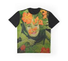 The Green Fairy Graphic T-Shirt