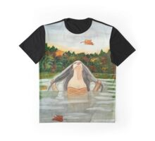 Autumn of Life Graphic T-Shirt