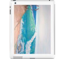 Beach Right iPad Case/Skin