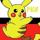 Pika! by Rhiannon Coales