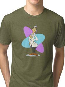 Dr. Who Who Tri-blend T-Shirt