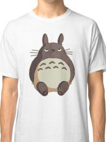 Grumpy Totoro Classic T-Shirt