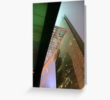 Royal Bank Tower Greeting Card