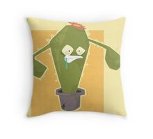 Everybody wants to look pretty Throw Pillow