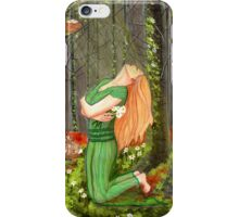 Ostara Prayer iPhone Case/Skin