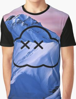 Sad Bois - Lonely Peaks Graphic T-Shirt