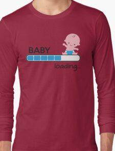Baby loading... Long Sleeve T-Shirt