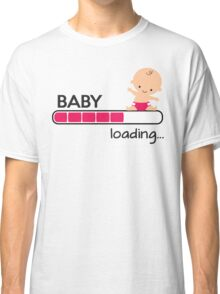 Baby loading... Classic T-Shirt