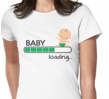 Baby loading... Womens Fitted T-Shirt
