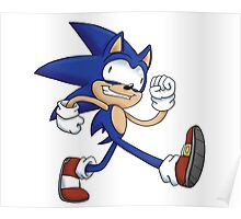 Sonicking Around Poster