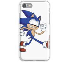 Sonicking Around iPhone Case/Skin