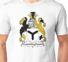 Cunningham Coat of Arms / Cunningham Family Crest Unisex T-Shirt