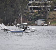 Searey Take-off, Catalina Festival, Lake Macquarie, Australia 2012 by muz2142