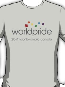 World Pride T-Shirt