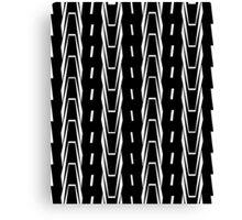 Highway Pattern Canvas Print