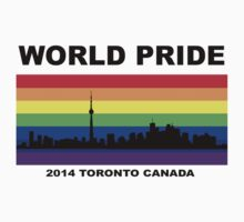 World Pride Toronto 2 by cosimacrazy