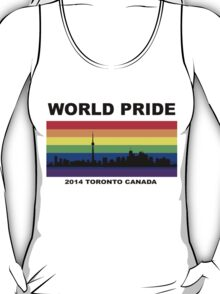 World Pride Toronto 2 T-Shirt