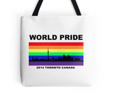 World Pride Toronto 2 Tote Bag