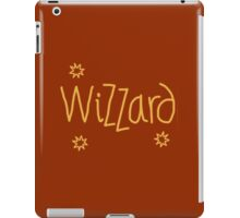 Wizzard iPad Case/Skin