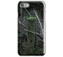 Green Forest iPhone Case/Skin