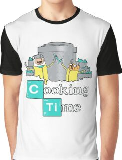 Cooking Time! Graphic T-Shirt