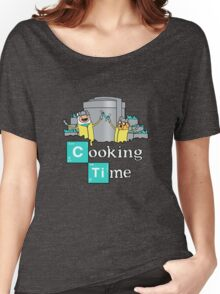 Cooking Time! Women's Relaxed Fit T-Shirt