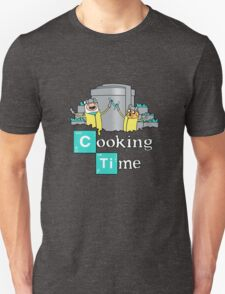 Cooking Time! Unisex T-Shirt