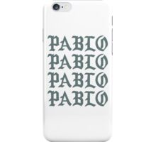 PABLO - Front iPhone Case/Skin