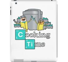 Cooking Time! iPad Case/Skin