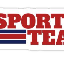 Sports team Sticker