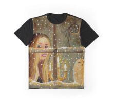Long Winter Nights Graphic T-Shirt