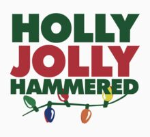 Holly Jolly Hammered  by Boogiemonst