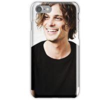 Matthew Gray Gubler smiling iPhone Case/Skin