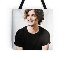 Matthew Gray Gubler smiling Tote Bag
