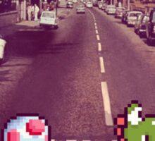 Abbey Road Mario Edition 2 Sticker