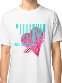 Live, Love, Smile Classic T-Shirt