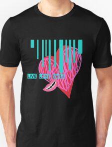 Live, Love, Smile Unisex T-Shirt