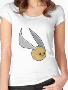 The Little Snitch Who Could Women's Fitted Scoop T-Shirt