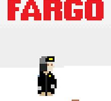 8-Bit FARGO by AlCreed