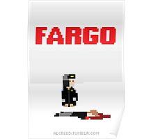 8-Bit FARGO Poster