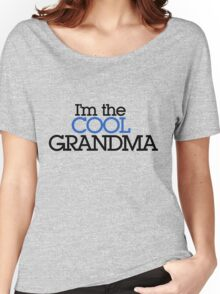 I'm the cool Grandma Women's Relaxed Fit T-Shirt